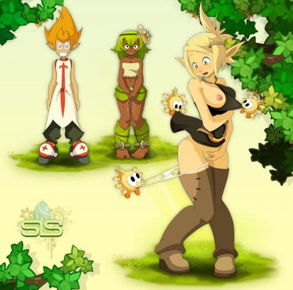 Wakfu Cartoon Sex